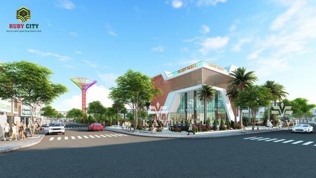 Ruby City - một dự án đáng đầu tư cho những nhà đầu tư đất tỉnh - Ảnh 2.