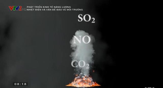 Nhiệt điện và vấn đề bảo vệ môi trường - Ảnh 1.