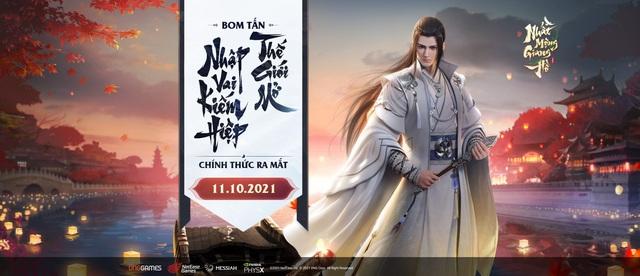 Nhất Mộng Giang Hồ VNG: Chơi game rinh iPhone 13 Pro Max - Ảnh 1.