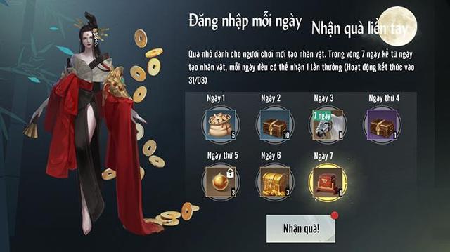 Nhất Mộng Giang Hồ VNG: Chơi game rinh iPhone 13 Pro Max - Ảnh 5.