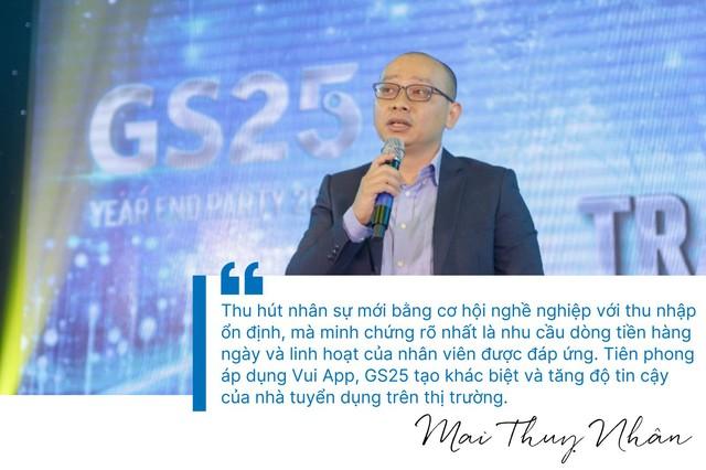 """Tổng Giám đốc GS25: """"Cuộc đua lao động trẻ – khó mà không khó"""" - Ảnh 2."""