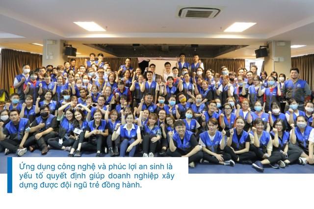 """Tổng Giám đốc GS25: """"Cuộc đua lao động trẻ – khó mà không khó"""" - Ảnh 4."""
