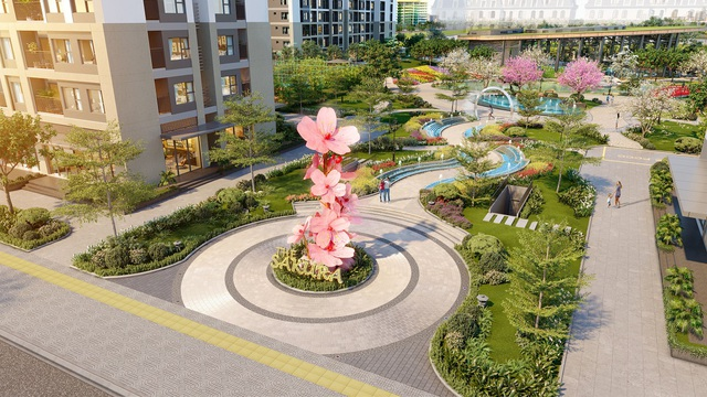 Vinhomes Smart City mở bán SA2 – Tòa tháp căn hộ đầu tiên của phân khu The Sakura - Ảnh 1.