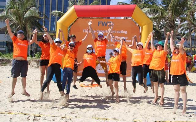 FWD Việt Nam tiếp tục được vinh danh là môi trường làm việc tốt nhất châu Á năm 2021 - Ảnh 1.