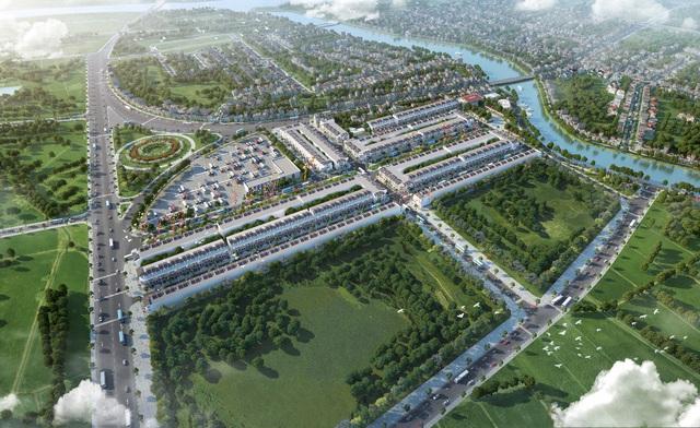 Thị xã Kiến Tường trở thành đô thị loại III vào năm 2022 - Ảnh 1.