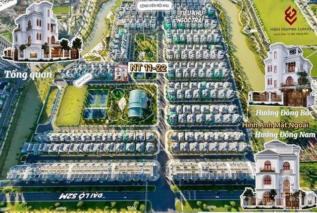 Không gian sống đẳng cấp cùng Biệt thự đơn lập tại Vinhomes Ocean Park - Ảnh 1.