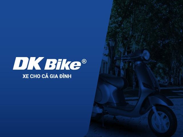 DKBike thay đổi bộ nhận diện thương hiệu với mục tiêu dẫn hướng thị trường - Ảnh 1.