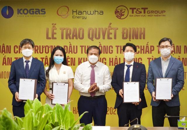 T&T Group và tổ hợp NĐT Hàn Quốc nhận chủ trương đầu tư dự án LNG 2,3 tỷ USD - Ảnh 1.