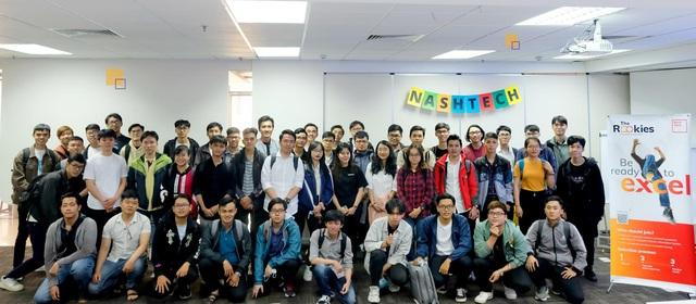 NashTech được bình chọn Top doanh nghiệp có môi trường làm việc tốt nhất châu Á do HR Asia trao tặng - Ảnh 1.