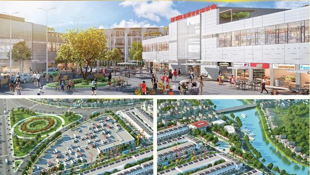 Thị xã Kiến Tường trở thành đô thị loại III vào năm 2022 - Ảnh 2.