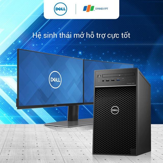Cỗ máy kiếm tiền Dell Precision 3650 Tower dân thiết kế không thể bỏ lỡ - Ảnh 4.