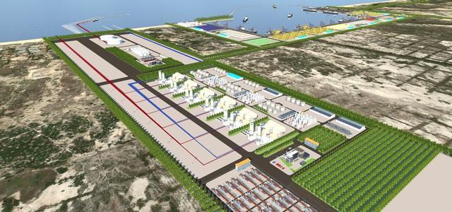 T&T Group và tổ hợp NĐT Hàn Quốc nhận chủ trương đầu tư dự án LNG 2,3 tỷ USD - Ảnh 3.