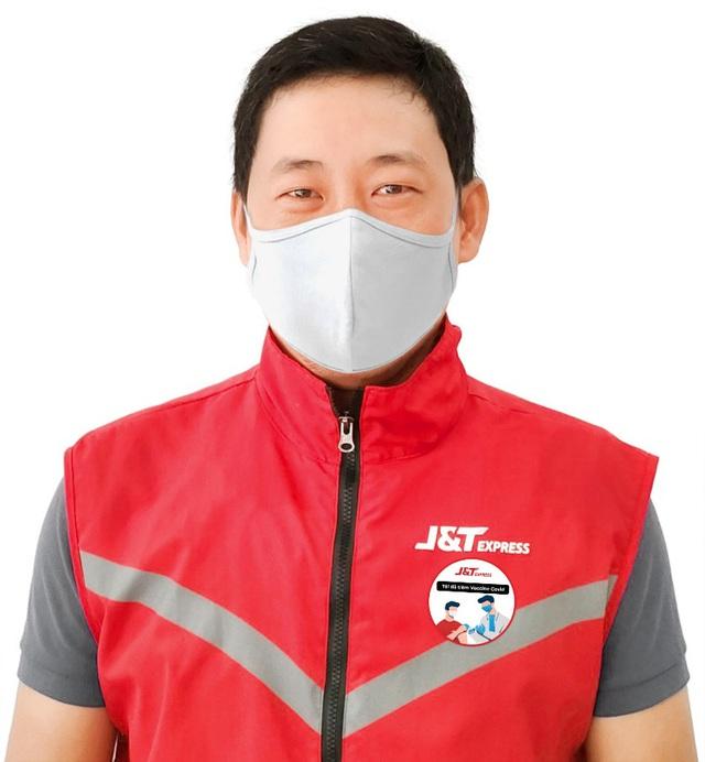 Shipper J&T Express đảm bảo an toàn, an tâm cho người dùng khi vận chuyển hàng hóa - Ảnh 3.