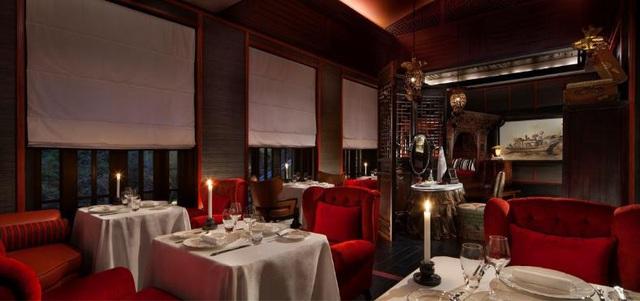 """Bên trong nhà hàng La Maison 1888 vừa lọt top """"50 best discovery"""" của thế giới - Ảnh 3."""