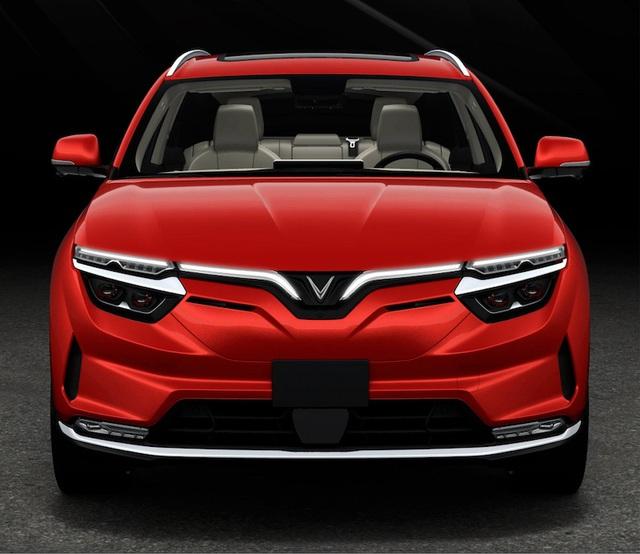 Xe điện tự hành của VinFast trở thành tâm điểm của giới bình xe quốc tế? - Ảnh 1.