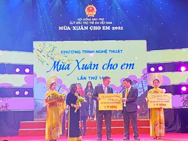 """Sơn TOA Việt Nam và """"sứ mệnh"""" mang mùa xuân yêu thương cho các em nhỏ - Ảnh 4."""
