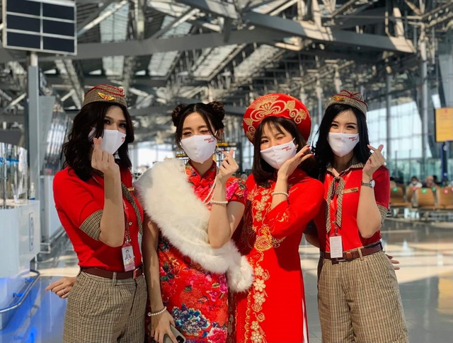 Vietjet Thái Lan đứng thứ 2 về thị phần 2020 - Ảnh 1.