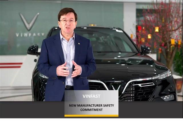 """VinFast đoạt giải """"Hãng xe có cam kết cao về an toàn"""" ASEAN NCAP - Ảnh 2."""