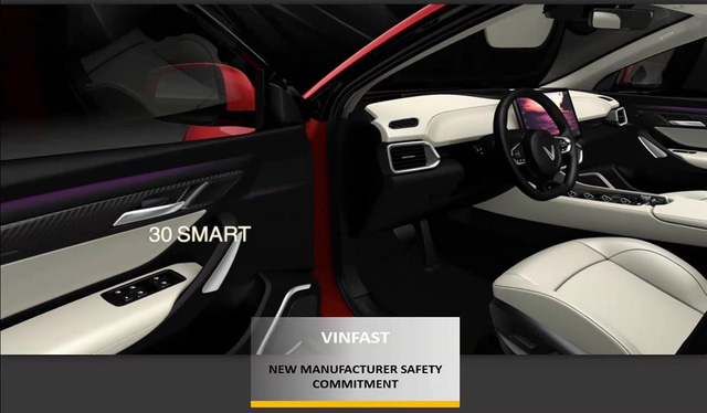 """VinFast đoạt giải """"Hãng xe có cam kết cao về an toàn"""" ASEAN NCAP - Ảnh 3."""