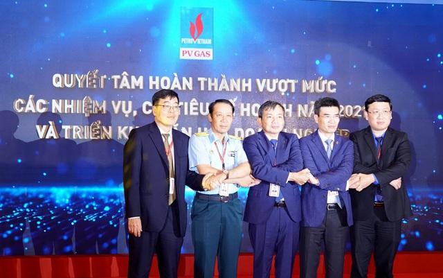PV GAS: Khí thế mới - Vận hội mới - Ảnh 1.