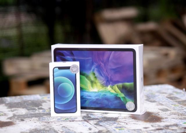Rinh iPhone 12 sành điệu nhận ngay củ sạc 20w Apple chính hãng - Ảnh 1.
