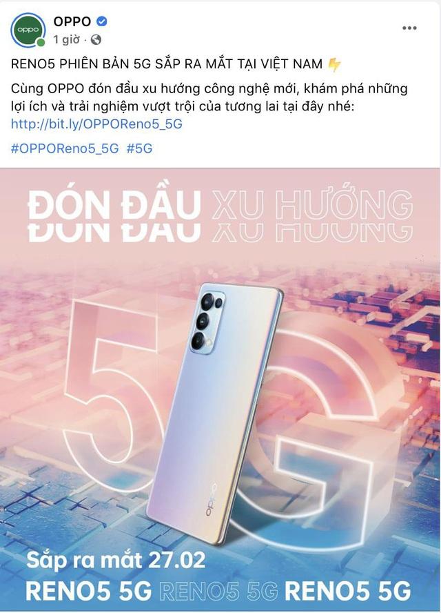 OPPO khởi động 2021 bằng việc ra mắt smartphone 5G - Ảnh 1.