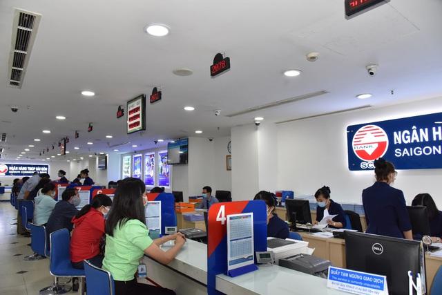 SCB: Tăng trưởng bền vững theo định hướng ngân hàng bán lẻ, đa năng, hiện đại - Ảnh 1.