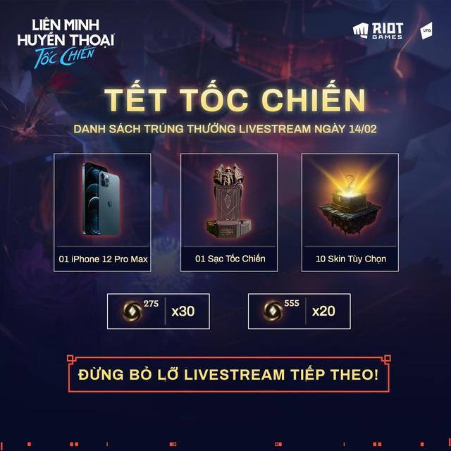 Nhìn lại Tết 2021, game thủ Việt bội thu tài lộc từ Liên Minh Huyền Thoại: Tốc Chiến - Ảnh 3.