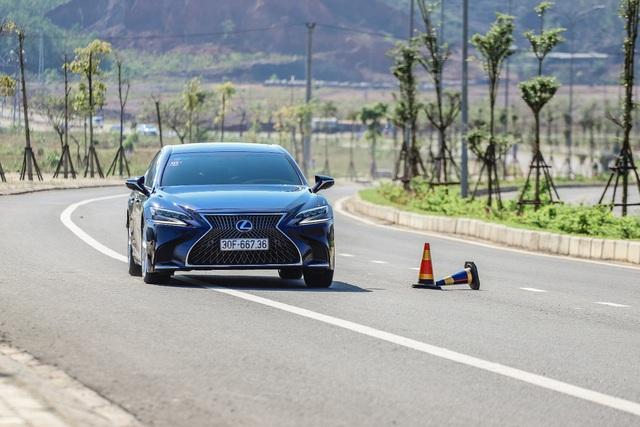 Lexus Signature 2021: Nơi hội tụ những màn phô diễn công nghệ đỉnh cao - Ảnh 5.