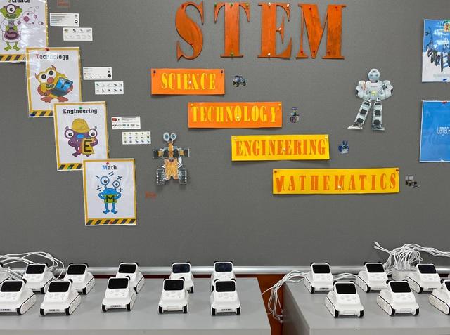 Chương trình STEM mới tại trường quốc tế Singapore Đà Nẵng - ảnh 1
