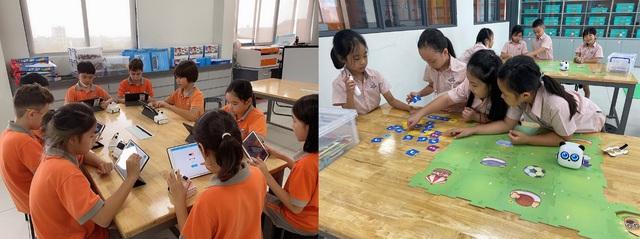 Chương trình STEM mới tại trường quốc tế Singapore Đà Nẵng - ảnh 2