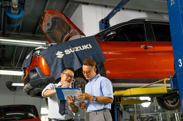 Suzuki Ertiga và Ciaz đáp ứng nhiều nhu cầu di chuyển của người Việt - Ảnh 3.