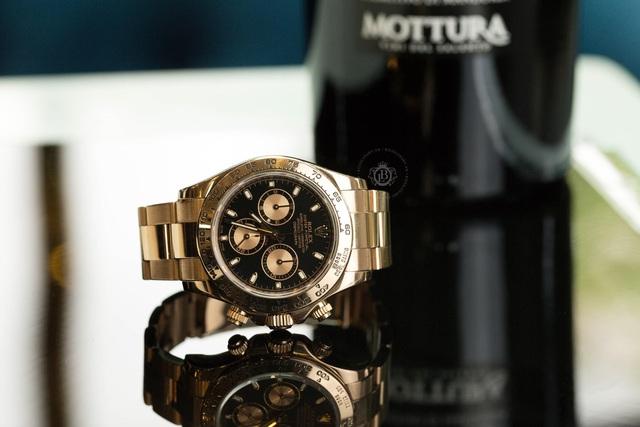 Tổng hợp bộ sưu tập đồng hồ thể thao của Rolex có mặt tại Boss Luxury - Ảnh 3.