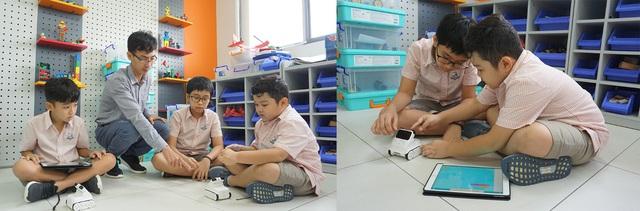 Chương trình STEM mới tại trường quốc tế Singapore Đà Nẵng - ảnh 3