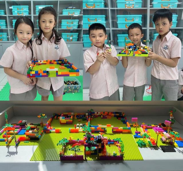 Chương trình STEM mới tại trường quốc tế Singapore Đà Nẵng - ảnh 4