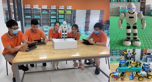 Chương trình STEM mới tại trường quốc tế Singapore Đà Nẵng - ảnh 5
