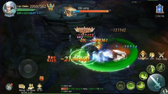 """Cửu Kiếm Chi Vương - bom tấn kiếm hiệp """"Nhập ma"""" chính thức khai mở Alphatest - Ảnh 3."""