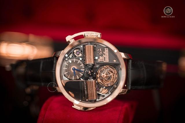 Top những cỗ máy thời gian đắt giá năm 2020 tại Boss Luxury - ảnh 4