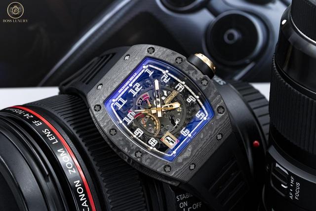 Top những cỗ máy thời gian đắt giá năm 2020 tại Boss Luxury - ảnh 5