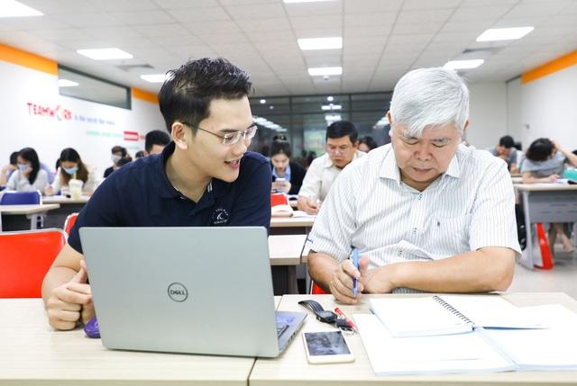 Học thạc sĩ Quản trị kinh doanh để ứng dụng quản trị doanh nghiệp - Ảnh 1.