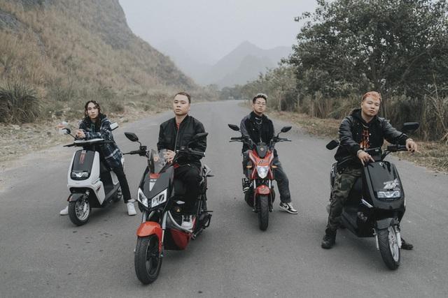 Bình Gold, RichChoi, Chị Cả... góp mặt trong MV Chí Nam Nhi - bản rap ca trù từng khiến cả 4 HLV King Of Rap khen hết lời - ảnh 5