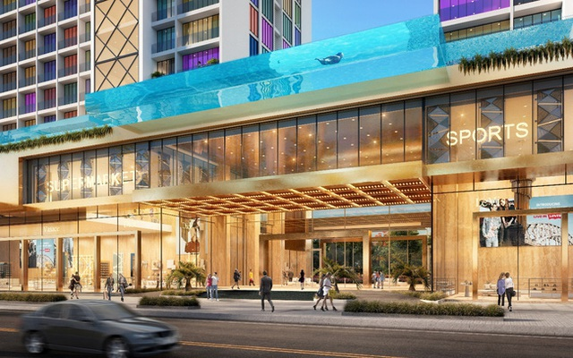 Onsen Fuji và Sky Realty phân phối độc quyền Shop khối đế khách sạn tại Quảng Bình - Ảnh 1.