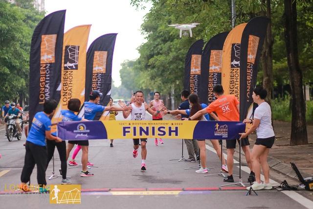 Longbien Marathon 2021 – Sân chơi chuyên nghiệp cho cộng đồng chạy bộ - Ảnh 1.