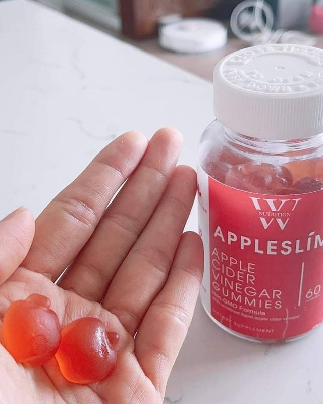 Chỉ cần nắm rõ liệu trình của kẹo giấm táo AppleSlim, giảm mỡ vòng 2 là chuyện nhỏ - Ảnh 2.