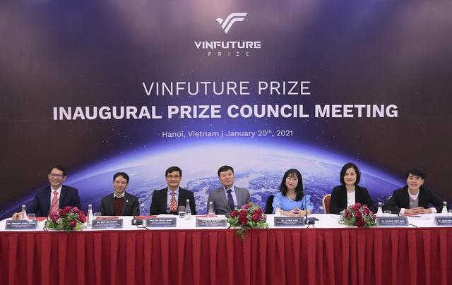Vinfuture công bố tiêu chí giải thường chính thức nhận đề cử trên phạm vi toàn cầu - Ảnh 1.