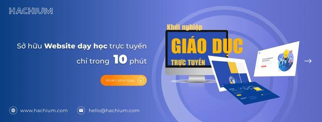 Hachium và sứ mệnh chuyển đổi số trong giáo dục Việt Nam - Ảnh 1.