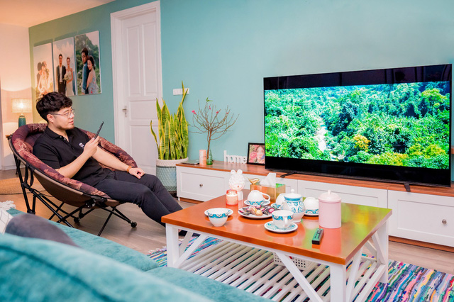 Lý do TV Sony BRAVIA chinh phục được những nhà làm phim chuyên nghiệp - Ảnh 3.