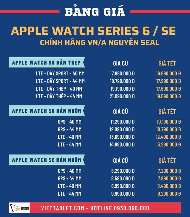 Apple Watch: Món đồ thích hợp để sử dụng hoặc biếu tặng dịp Tết - Ảnh 4.