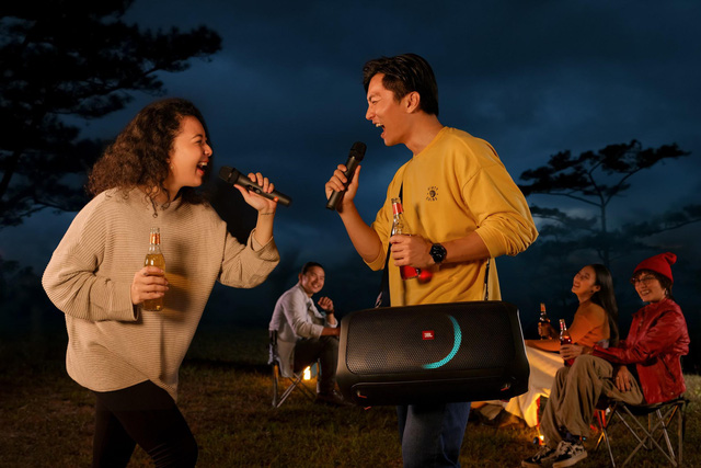 Loa karaoke di động đáng mua bậc nhất Tết này - Ảnh 4.