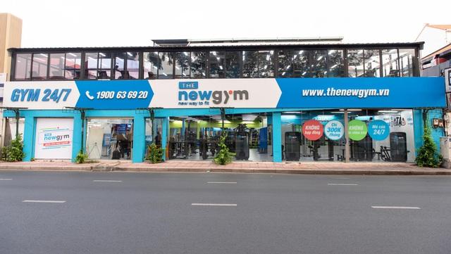 """The New Gym Quận 7 tiếp nối sứ mệnh """"Phổ cập Gym cho mọi người"""" - Ảnh 1."""
